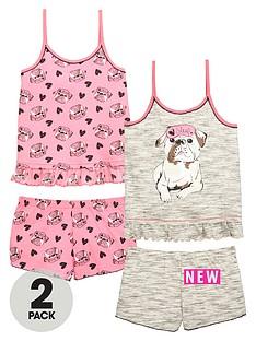 v-by-very-girls-sleep-pug-short-and-vest-pyjamas-set-2-pack