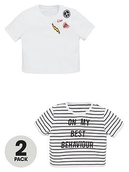 v-by-very-girls-conversational-crop-tops-2-pack