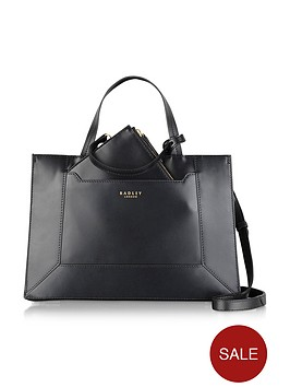 radley-hardwick-medium-zip-top-multiway-bag-black