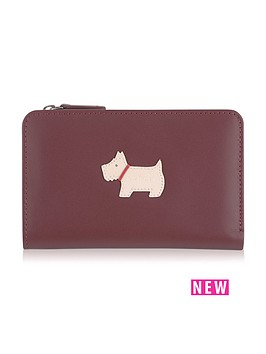 radley-heritage-dog-medium-zip-purse