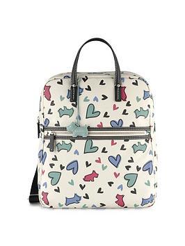 radley-radley-love-me-love-my-dog-large-ziptop-backpack
