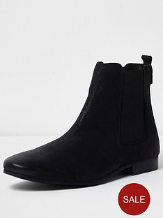 river-island-mens-leather-chelsea-boot