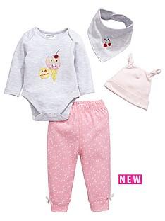 ladybird-baby-girls-4pc-layette-set