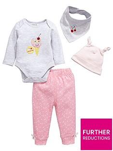 ladybird-baby-girls-4pc-set