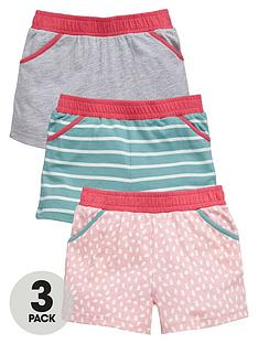 mini-v-by-very-girls-printed-and-plain-shorts-3-pack