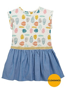mini-v-by-very-girls-leaf-and-chambray-dress