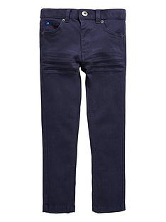 mini-v-by-very-toddler-boys-navy-5-pocket-trousers
