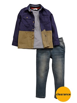 mini-v-by-very-boys-colour-block-shirt-stripe-tee-and-jeans-set