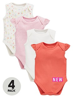 ladybird-baby-girls-bodysuit-set-4-pack
