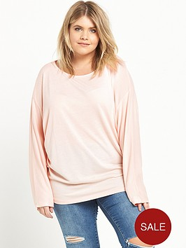 ri-plus-pink-batwing-top