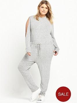 ri-plus-cold-shoulder-cosy-jumpsuit
