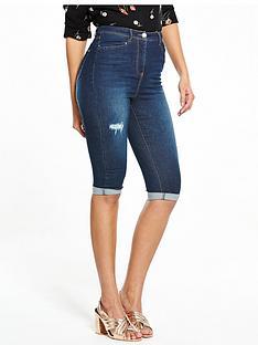 v-by-very-sydney-knee-length-shorts