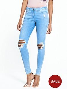v-by-very-petitenbspella-mid-rise-rip-raw-hem-skinny-jean