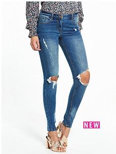 v-by-very-petite-ella-mid-rise-rip-skinny-jean