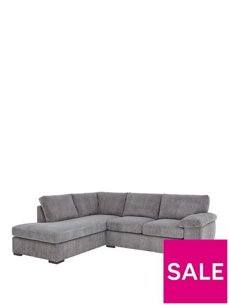 amalfinbspleft-hand-standard-back-fabric-corner-chaise-sofa