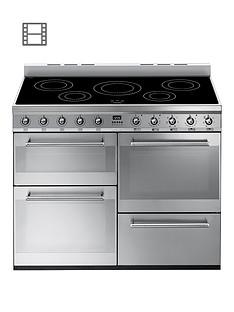 smeg-syd4110i-110cmnbspsymphony-dual-fuel-range-cooker-induction-hob