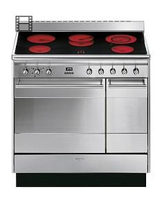 smeg-suk92cmx9-90cmnbspceramic-double-oven-concert-range-cooker