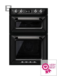 smeg-dosf6920n-60cm-built-in-double-electric-oven
