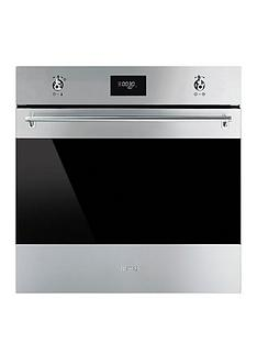 smeg-sfp6372x-60cm-built-in-single-classic-pyrolitic-oven