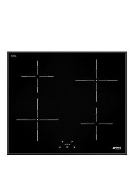 smeg-si5641b-60cm-built-in-touch-control-induction-hob