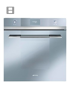 smeg-sfp109s-linea-60cm-built-in-pyrolitic-electric-oven