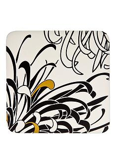 denby-monsoon-chrysanthemum-set-of-4-coasters-ndash-cream
