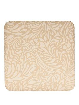 denby-monsoon-lucille-gold-set-of-4-coasters