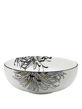 denby-monsoon-chrysanthemum-serving-bowl