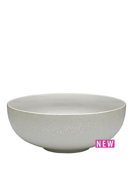 denby-monsoon-lucille-gold-serving-bowl