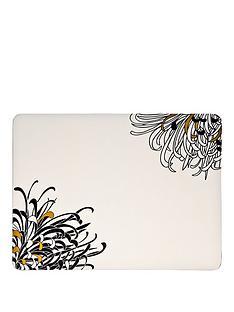 denby-monsoon-chrysanthemum-set-of-4-placemats-ndash-cream