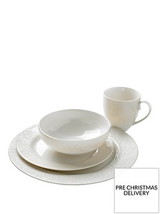 monsoon-denby-lucille-gold-16-piece-dinner-set