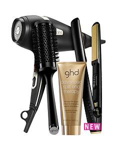 ghd-arctic-gold-hairdryer-and-v-styler-bundle