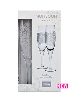 denby-monsoon-filigree-champagne-flute-pack-of-2