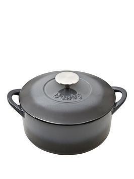 denby-halo-20cm-cast-iron-round-casserole-pot