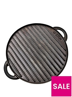 denby-cast-iron-pizza-griddle
