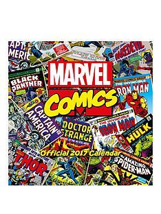 marvel-comics-classic-2017-calendar