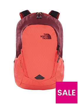 the-north-face-women039s-vault-cayenne-red-embos