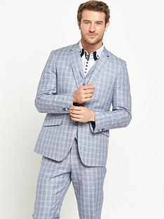 joe-browns-light-check-blazer