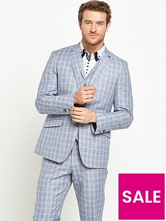 joe-browns-light-check-blazer