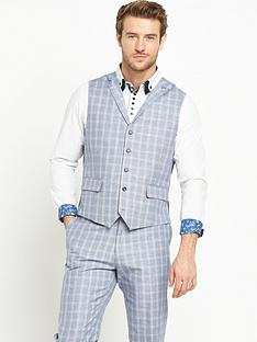 joe-browns-light-check-waistcoat