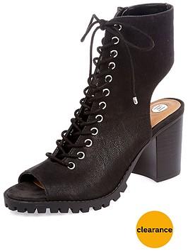 river-island-inaya-lace-peep-shoe-boot