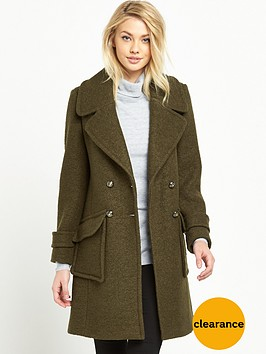 oasis-martha-military-coat-khaki