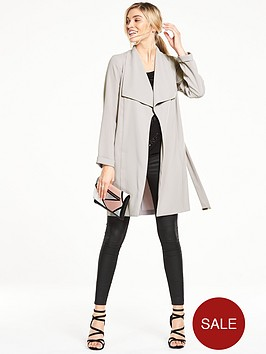 wallis-luxe-belted-jacket-grey