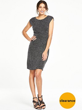 wallis-sparkle-sleeveless-dress