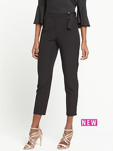 miss-selfridge-d-ring-belted-trouser