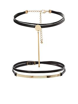 v-by-very-2-pack-leather-look-chokers