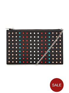 v-by-very-colour-pop-studded-pouch-clutch-bag