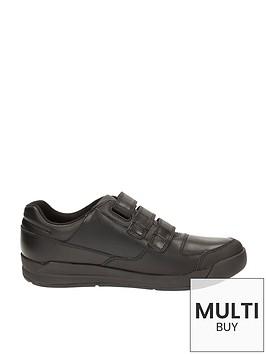 clarks-monte-lite-bl-black-leather