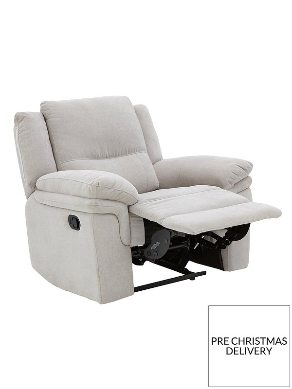Outstanding Albion Fabric Manual Recliner Armchair Alphanode Cool Chair Designs And Ideas Alphanodeonline