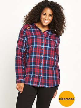 lost-ink-curve-check-shirt